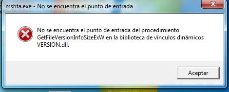 Cómo corregir no se encuentra el punto de entrada del procedimiento en Windows